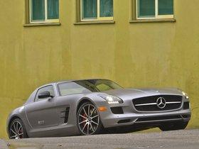 Ver foto 17 de Mercedes SLS AMG63 GT USA 2012