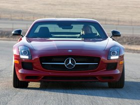 Ver foto 16 de Mercedes SLS AMG63 GT USA 2012