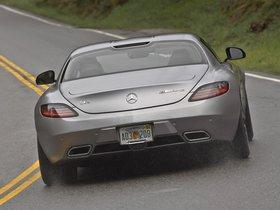 Ver foto 12 de Mercedes SLS AMG63 GT USA 2012