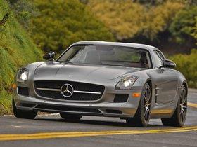 Ver foto 10 de Mercedes SLS AMG63 GT USA 2012