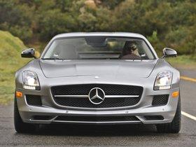 Ver foto 9 de Mercedes SLS AMG63 GT USA 2012