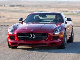 Ver foto 6 de Mercedes SLS AMG63 GT USA 2012