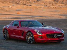 Ver foto 5 de Mercedes SLS AMG63 GT USA 2012