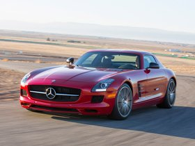 Ver foto 4 de Mercedes SLS AMG63 GT USA 2012