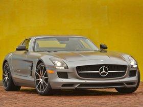 Ver foto 2 de Mercedes SLS AMG63 GT USA 2012