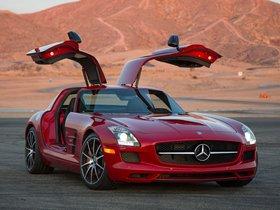 Ver foto 25 de Mercedes SLS AMG63 GT USA 2012