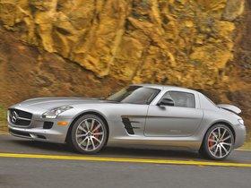 Ver foto 24 de Mercedes SLS AMG63 GT USA 2012