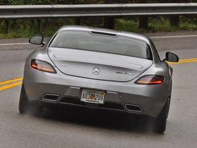 Ver foto 22 de Mercedes SLS AMG63 GT USA 2012