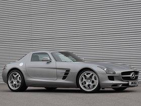 Ver foto 2 de Mercedes SLS AMG 63 MKB P 640 2011