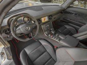 Ver foto 9 de Mercedes SLS AMG63 Black Series C197 USA 2013