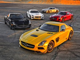 Ver foto 7 de Mercedes SLS AMG63 Black Series C197 USA 2013