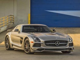 Ver foto 5 de Mercedes SLS AMG63 Black Series C197 USA 2013