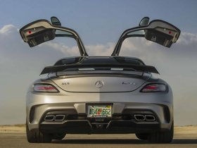 Ver foto 4 de Mercedes SLS AMG63 Black Series C197 USA 2013