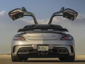 Ver foto 4 de Mercedes SLS AMG63 Black Series C197 USA 2013
