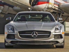 Ver foto 3 de Mercedes SLS AMG63 Black Series C197 USA 2013