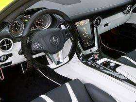 Ver foto 10 de Mercedes SLS AMG E-CELL 2010