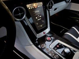 Ver foto 45 de Mercedes SLS AMG E-CELL 2010