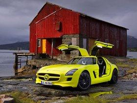 Ver foto 44 de Mercedes SLS AMG E-CELL 2010