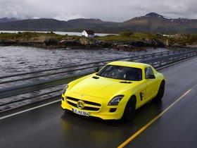 Ver foto 42 de Mercedes SLS AMG E-CELL 2010