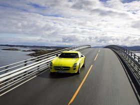Ver foto 41 de Mercedes SLS AMG E-CELL 2010