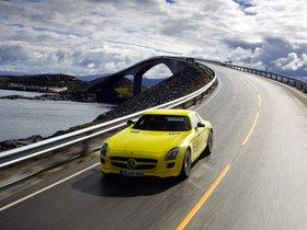 Ver foto 40 de Mercedes SLS AMG E-CELL 2010