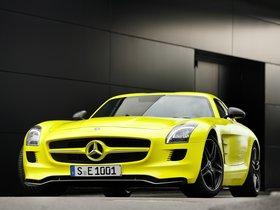 Ver foto 9 de Mercedes SLS AMG E-CELL 2010