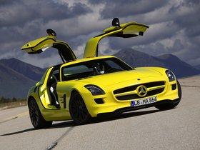 Ver foto 36 de Mercedes SLS AMG E-CELL 2010