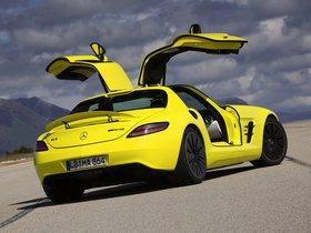 Ver foto 35 de Mercedes SLS AMG E-CELL 2010