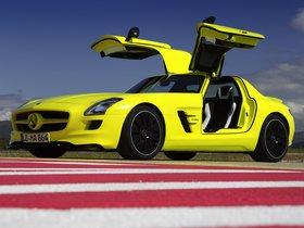 Ver foto 31 de Mercedes SLS AMG E-CELL 2010