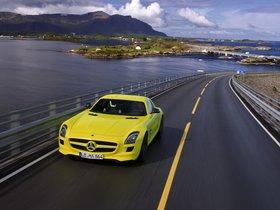 Ver foto 28 de Mercedes SLS AMG E-CELL 2010