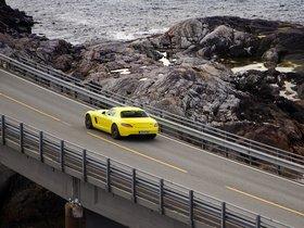 Ver foto 26 de Mercedes SLS AMG E-CELL 2010