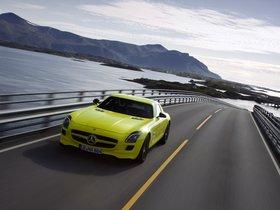 Ver foto 20 de Mercedes SLS AMG E-CELL 2010