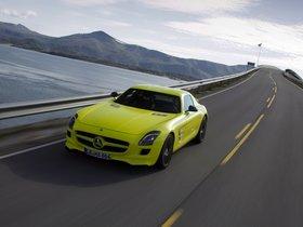 Ver foto 19 de Mercedes SLS AMG E-CELL 2010