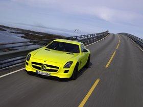 Ver foto 18 de Mercedes SLS AMG E-CELL 2010