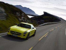 Ver foto 17 de Mercedes SLS AMG E-CELL 2010