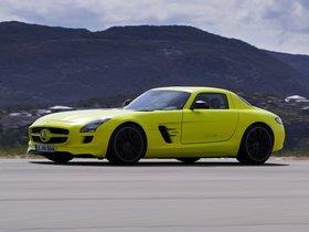 Ver foto 15 de Mercedes SLS AMG E-CELL 2010