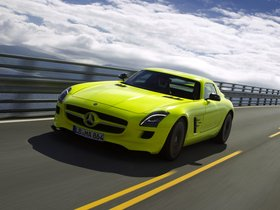Ver foto 13 de Mercedes SLS AMG E-CELL 2010