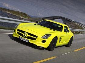 Ver foto 12 de Mercedes SLS AMG E-CELL 2010