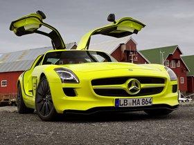 Ver foto 11 de Mercedes SLS AMG E-CELL 2010
