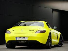 Ver foto 6 de Mercedes SLS AMG E-CELL 2010