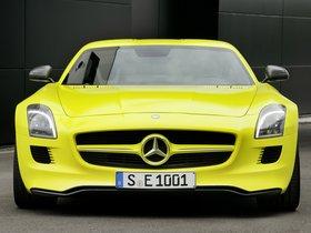 Ver foto 5 de Mercedes SLS AMG E-CELL 2010