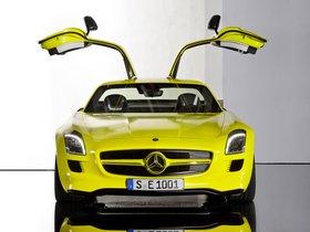 Ver foto 4 de Mercedes SLS AMG E-CELL 2010