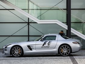 Ver foto 4 de Mercedes SLS AMG GT Official F1 Safety Car 2012