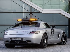 Ver foto 2 de Mercedes SLS AMG GT Official F1 Safety Car 2012