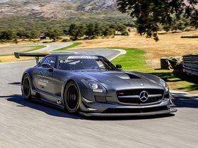 Ver foto 13 de Mercedes SLS AMG GT3 45th Anniversary C197 2012