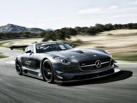 Ver foto 11 de Mercedes SLS AMG GT3 45th Anniversary C197 2012