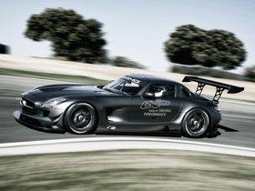 Ver foto 10 de Mercedes SLS AMG GT3 45th Anniversary C197 2012