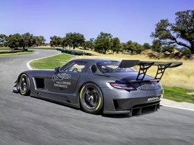 Ver foto 9 de Mercedes SLS AMG GT3 45th Anniversary C197 2012