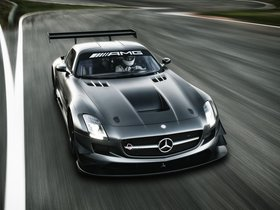 Ver foto 8 de Mercedes SLS AMG GT3 45th Anniversary C197 2012