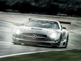 Ver foto 7 de Mercedes SLS AMG GT3 45th Anniversary C197 2012